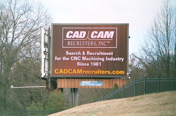 CAD/CAM Recruiters Inc  Sponsor of  Field fertilizer treatments