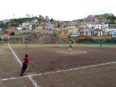 Mexican slum